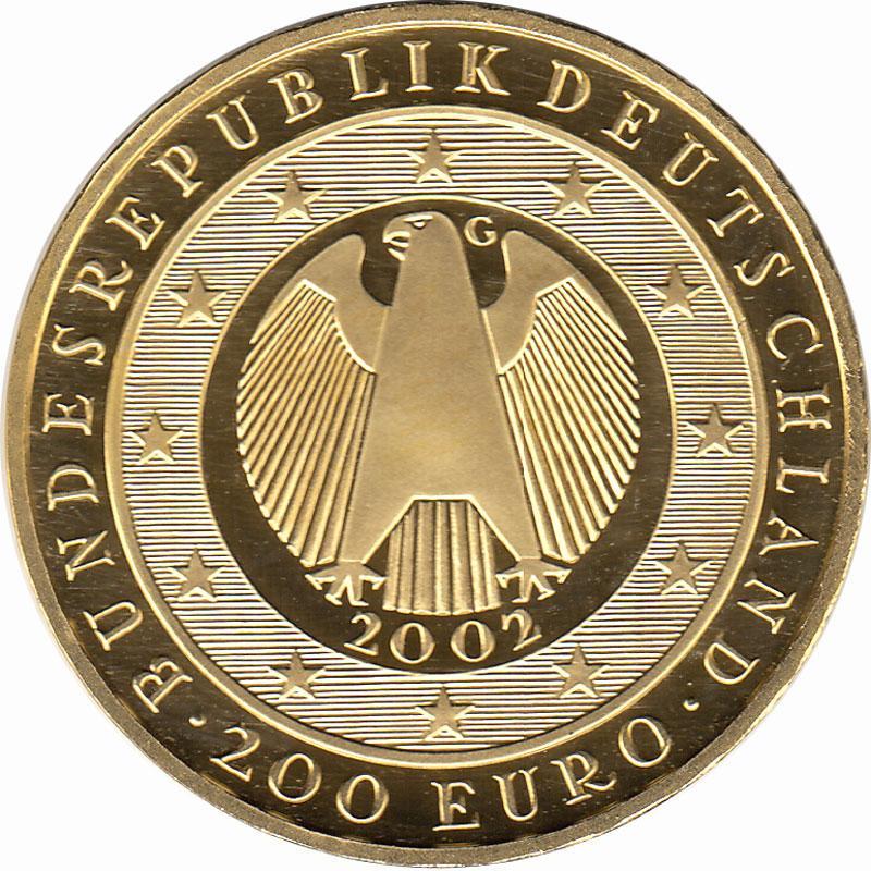 200€ Goldmünze