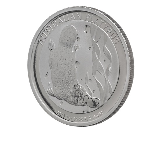 Platin Platypus Schnabeltier 1 Unze Australien Perth Mint | Heubach ...