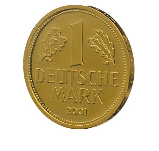 1 Dm Gold Heubach Edelmetalle